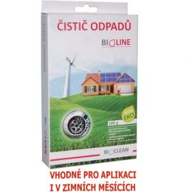 Čistič odpadů - BIOLINE 100g KAXL