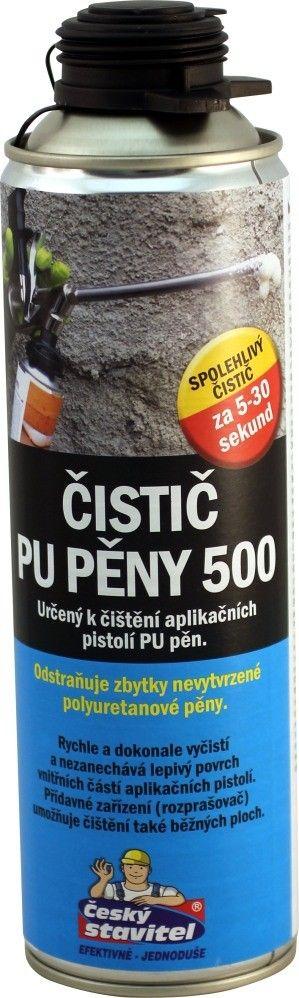Čistič PU pěny 500ml ČS Nářadí-Sklad 1 | 0