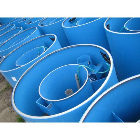 Čistírna odpadních vod BC 10(pro 9-11 osob) KAXL