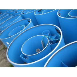 Čistírna odpadních vod BC 12(pro 12-15 osob) KAXL