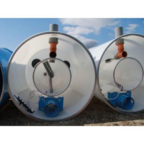 Čistírna odpadních vod BC 4(pro 2-5 osob) KAXL
