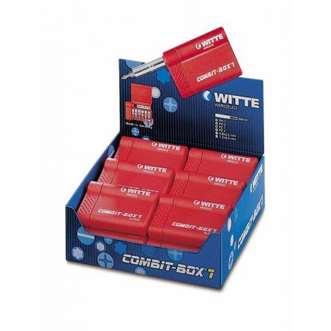 COMBIT-box červený WITTE