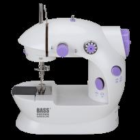 Mini přenosný šicí stroj BASS