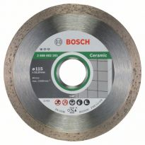Diamantový dělicí kotouč Standard for Ceramic - 115 x 22,23 x 1,6 x 7 mm - 3165140441292 BOSCH