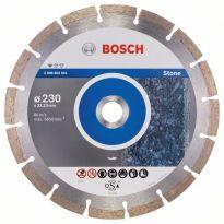 Diamantový dělicí kotouč Standard for Stone - 230 x 22,23 x 2,3 x 10 mm - 3165140581073 BOSCH