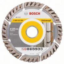Diamantový dělicí kotouč Standard for Universal - 125 × 22,23 x 2 x 10 mm, BOSCH