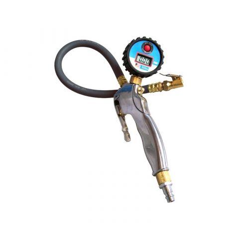 Digitální plnič (hustilka) pneumatik 11 PROFI, GÜDE