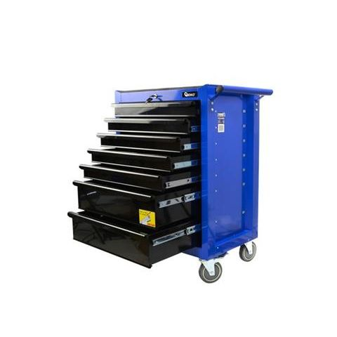 Dílenská skříň na nářadí, 7 šuplíků, 680x460x995mm GEKO