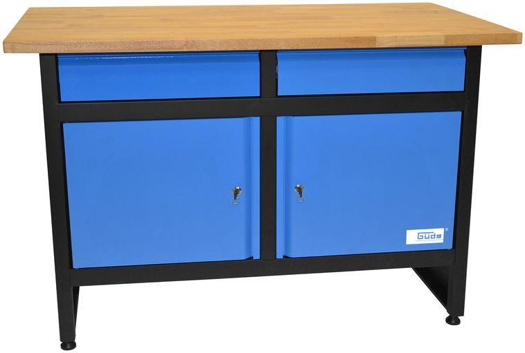 Dílenský stůl 1200x600mm GW 2/2 GÜDE Nářadí-Sklad 1   0