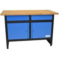 Dílenský stůl 1200x600mm GW 2/2 GÜDE