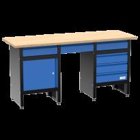 Dílenský stůl GW 6/1 XL GÜDE