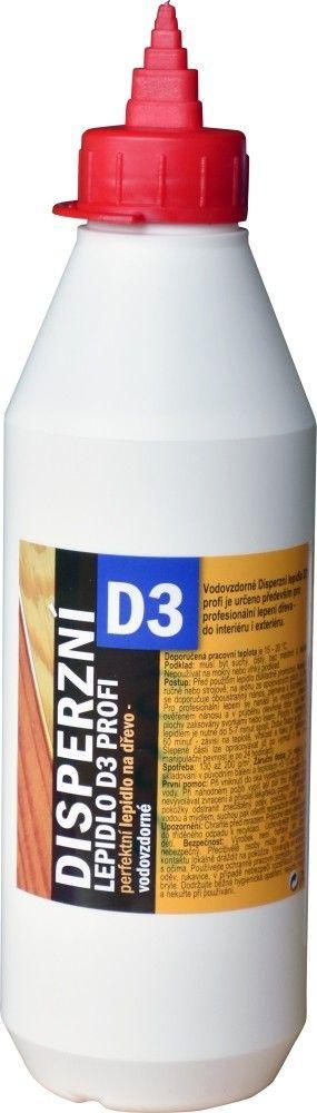 Disperzní lepidlo D3 profi 250g