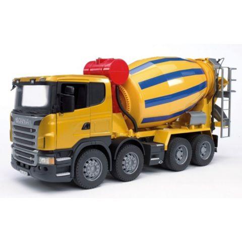 Domíchávač betonu Scania 03554 BRUDER