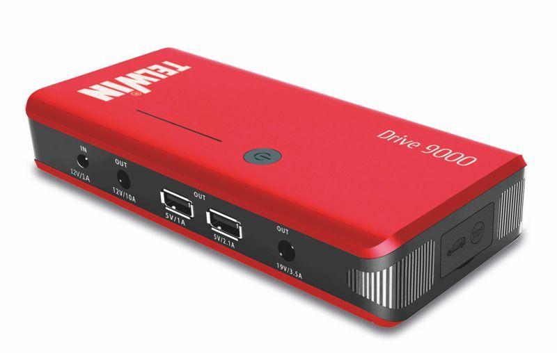 Drive 9000 - Nabíjecí zdroj Power bank 9000mAH TELWIN