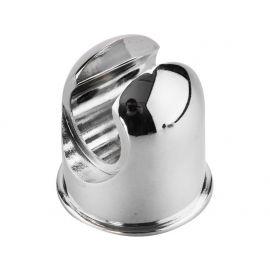 Držák pro sprchovou hlavici, kovový, chrom, FRESHHH