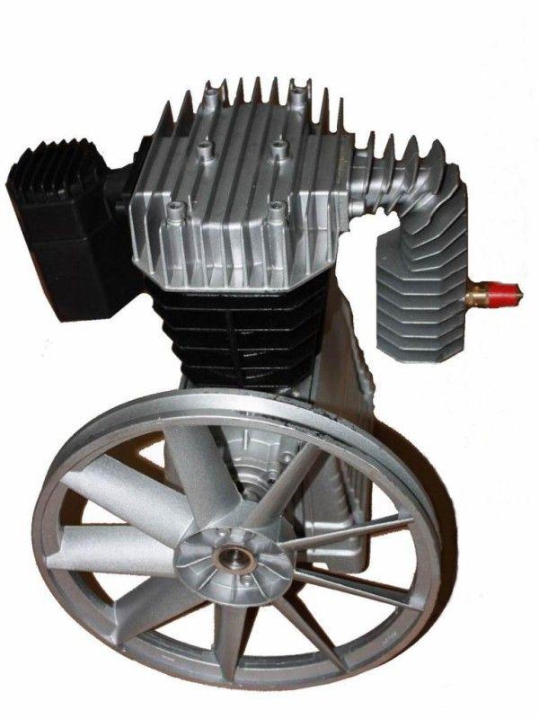 Dvoupístový kompresorový agregát 480l Z-2090 MAR-POL