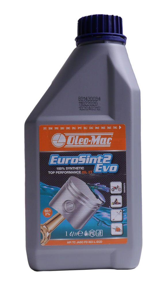 Dvoutaktní olej EUROSINT 2 EVO 1L OLEO-MAC *HOBY 0.95Kg OIL20