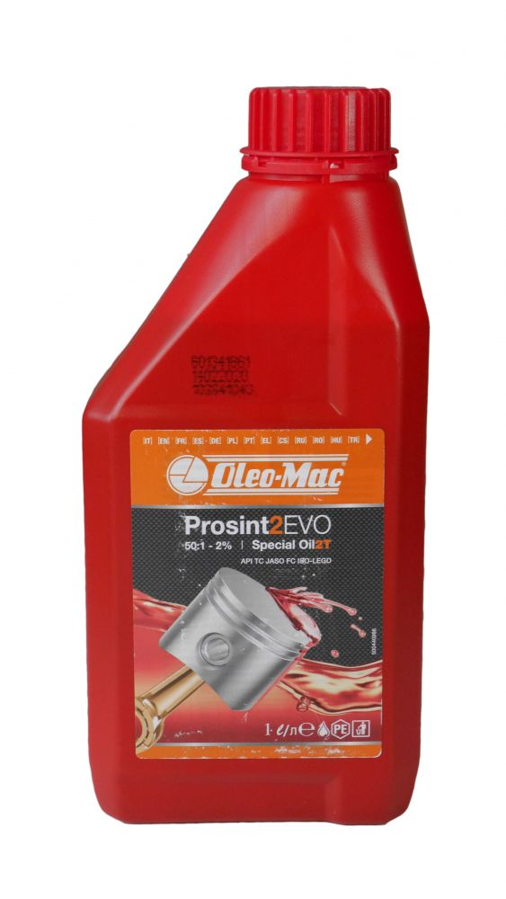 Dvoutaktní olej PROSINT 2 EVO, 1L, Oleo-Mac *HOBY 0Kg OIL21