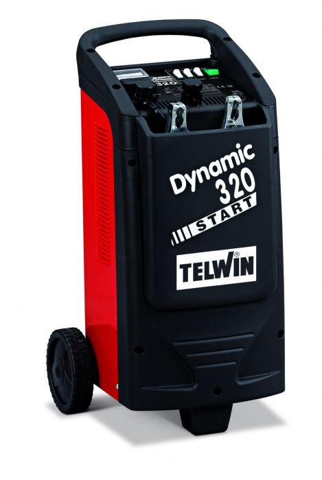 DYNAMIC 320 START - Nabíjecí zdroj se startem TELWIN