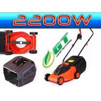 Elektrická sekačka indukční 2200W 320mm 35l