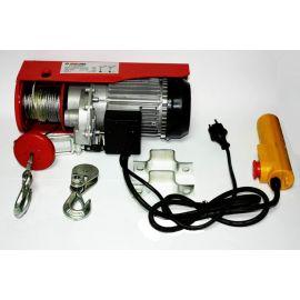 Elektrický lanový naviják 125/250 230V MAR-POL