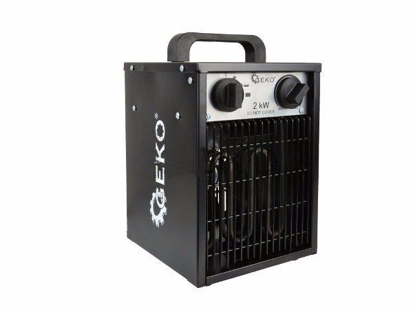 Elektrický ohřívač 2kW GEKO Nářadí-Sklad 1 | 3.589