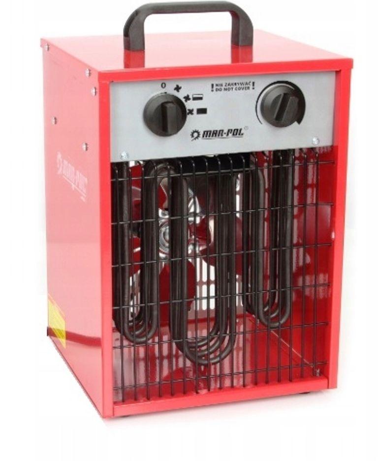 Elektrický ohřívač 2kW MAR-POL