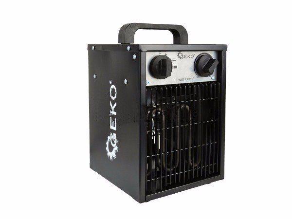Elektrický ohřívač, topidlo 3,3kW GEKO