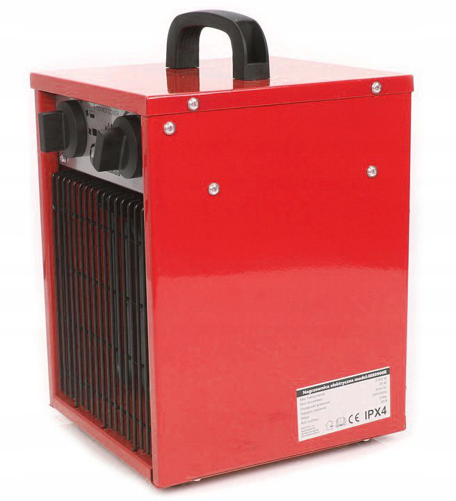 Elektrický ohřívač 3,3kW MAR-POL Nářadí-Sklad 1 | 5.5