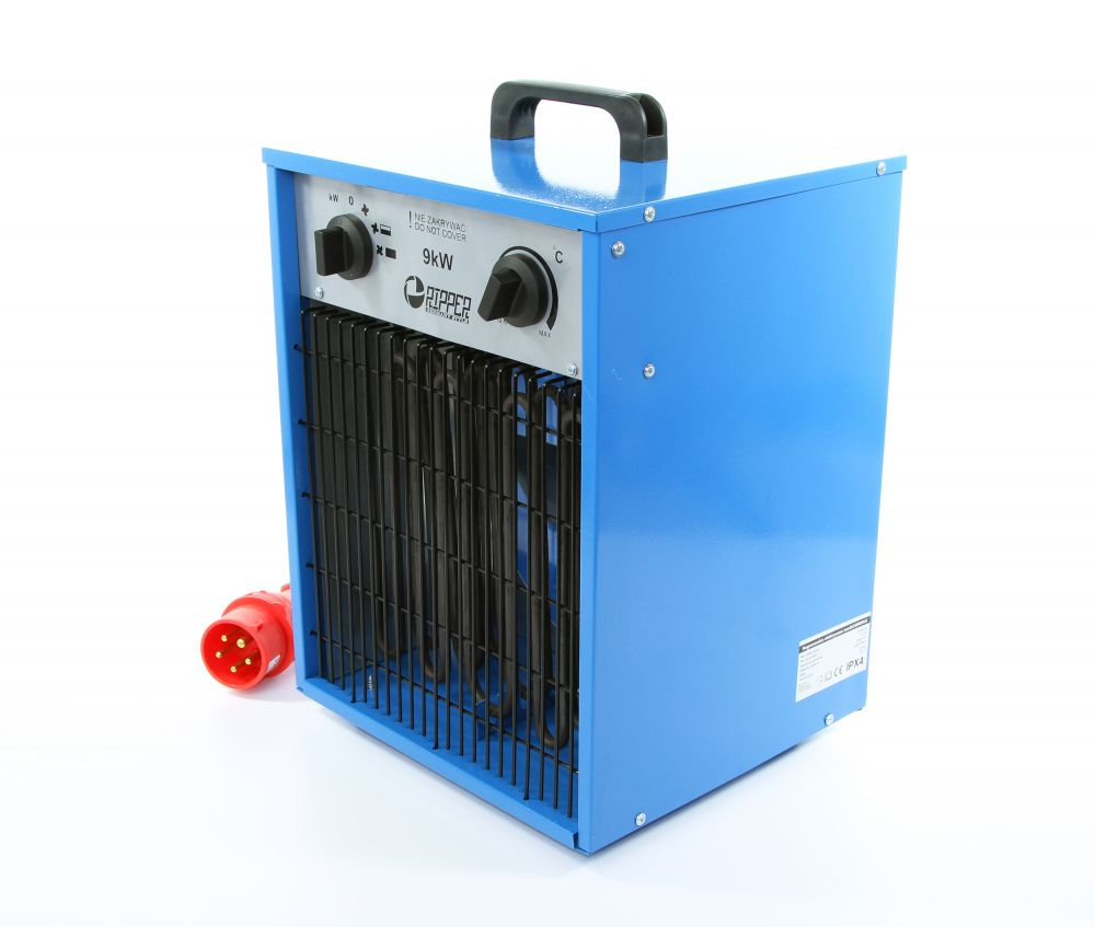 Elektrický ohřívač 9kW MAR-POL