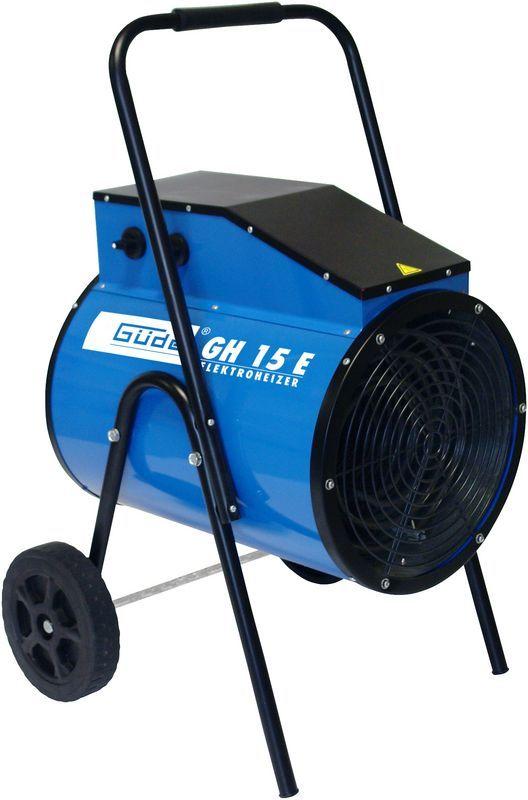 Elektrický ohřívač GH 15 E GÜDE Nářadí-Sklad 1 | 23