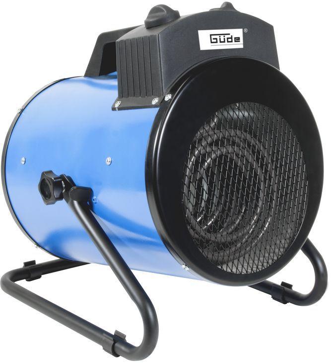 Elektrický přímotop 400V, 5kW GEH 5000 R GÜDE *HOBY 0Kg 85131