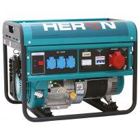 Elektrocentrála benzínová 13HP, EGM 60 AVR-3, HERON