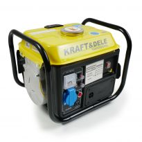 Elektrocentrála benzínová 1500W, 12/230V KD109Z KRAFT&DELE