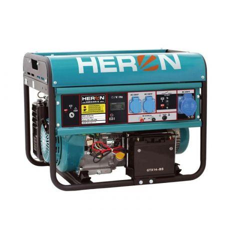 Elektrocentrála benzínová 15HP, EGM 65 AVR-1E, HERON (8896121)