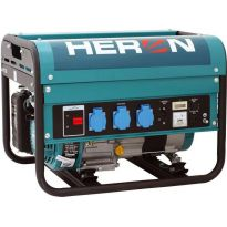 Elektrocentrála benzínová 5,5HP, 1f, 2,3kW, HERON, EGM 25 AVR