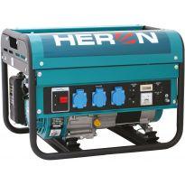 Elektrocentrála benzínová 6,5HP, 1f, 2,8kW, HERON, EGM 30 AVR