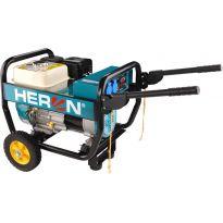 Elektrocentrála benzínová 6,5HP, 2,8kW, HERON, EGI 30