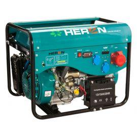 Elektrocentrála benzínová a plynová (LPG/NG) 13HP, HERON, LPGG 43-3F