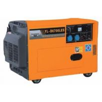 Elektrocentrála D6700LES Diesel Silent SHARKS