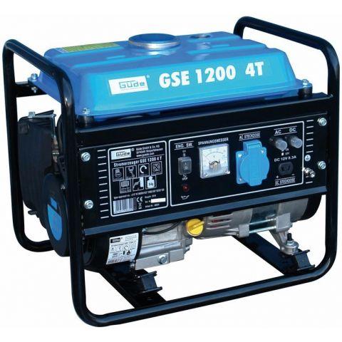 Elektrocentrála GSE 1200 4T (generátor), GÜDE