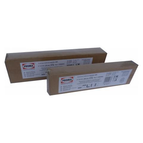 Elektrody bazické - 2mm x 300, 1 kg PROMA