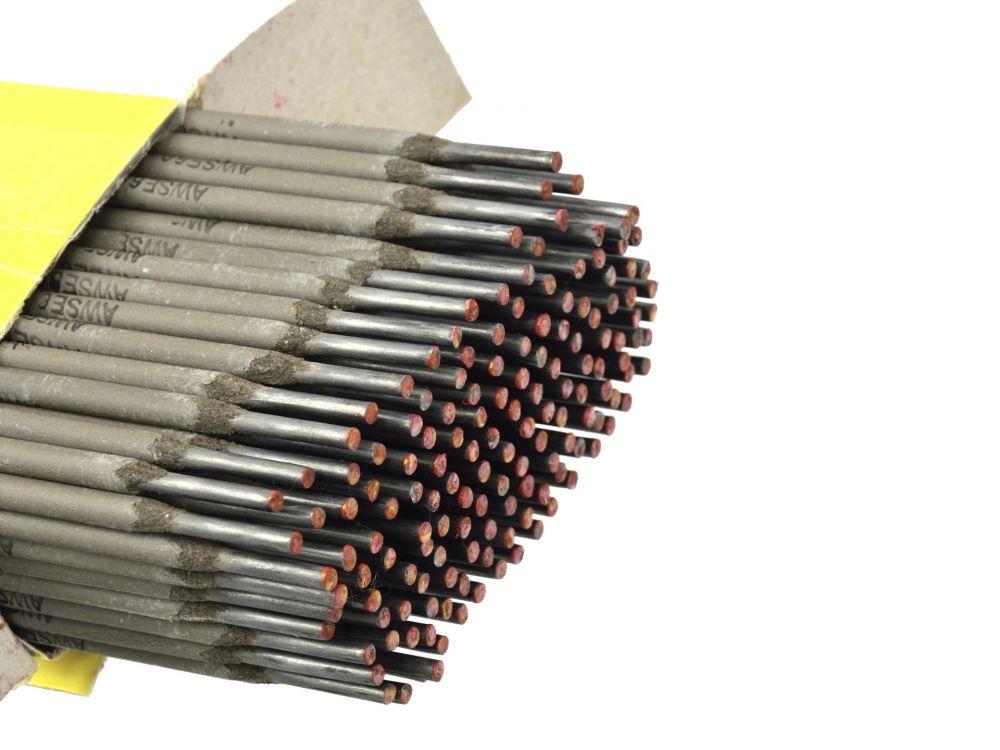 Elektrody rutilové 2,5mm 300mm 2,5kg růžové GEKO