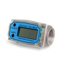 Elektronický průtokoměr paliva s LCD MAR-POL
