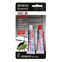 Epoxyd kovový 2x12g