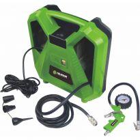 FDAK 201101-E Vzduchový kompresor bez oleje a nádrže FIELDMANN