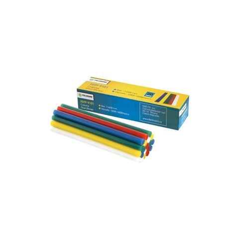 FDTP 9101 Tavné tyčinky barevné 11x200mm, 20 ks FIELDMANN