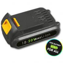 FDUZ 50004 akumulátor 18V, 2Ah FIELDMANN