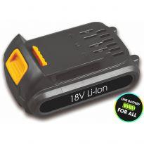FDUZ 50020 akumulátor 18V, 2,0Ah Li-Ion FIELDMANN