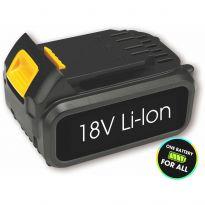 FDUZ 50040 akumulátor 18V, 4,0Ah Li-Ion FIELDMANN